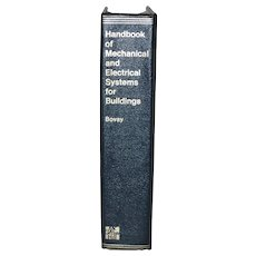 Handbook of Mechanical and Electrical Systems for Buildings (Hardcover), Bovay