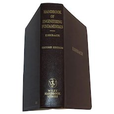 Handbook of Engineering Fundamentals (2nd Edition) (1952-12-16) [Hardcover] Hardcover – December 16, 1952- Wiley