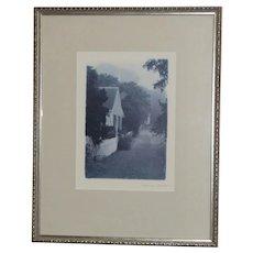 Christine Triebert Framed Photo Art Print- Signed