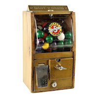 Baby Grand 5 Cent Rocket Charms Vending Machine