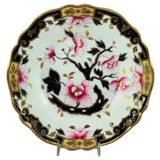 "Antique Ridgeway English Porcelain 9"" Plate Circa 1825"