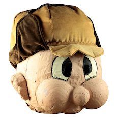 Elmer Fudd Cartoon Character Parade Head