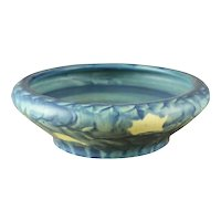 "Peters & Reed ""Landsun"" Art Pottery Low Bowl."