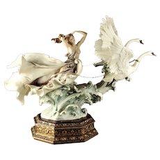 "Large & Impressive Guiseppe Armani ""The Triumph of Venus"" Sculpture"