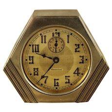 Vintage Art Deco Westclox Alarm Clock