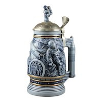 "Avon Limited Edition ""Conquest of Space"" Beer Stein"