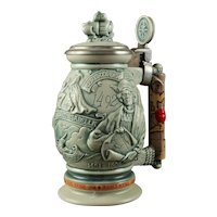 "Avon Limited Edition ""Christopher Columbus"" Beer Stein"