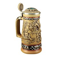 "Avon Limited Edition ""Indians of the American Frontier"" Beer Stein"