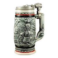 "Avon Limited Edition ""The Iron Horse"" Beer Stein"