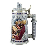 "Avon Limited Edition ""Knights of the Realm"" Beer Stein"