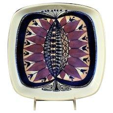 Tenera Faience bowl, Aluminia/Royal Copenhagen No. 168-2884