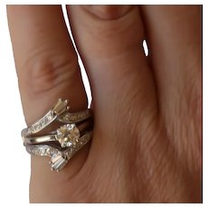 1 Ct Diamond Engagement Ring