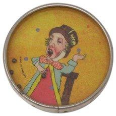 Alice in Wonderland Mad Hatter dexterity puzzle