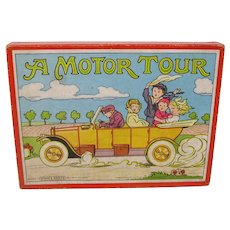 Spear's Games A Motor Tour board game child's motor car game