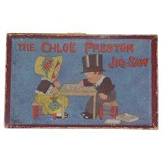 1920's Chloë Preston Jigsaw Puzzle Chloe Preston