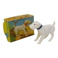 FIDO The Walking Dog wind-up Spanish toy