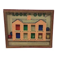 R Journet Dexterity puzzle The Look-Out Puzzle