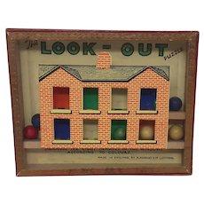 R Journet Dexterity puzzle The Look-Out Puzzle