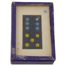 1930's Spear's Domino Puzzle dexterity puzzle