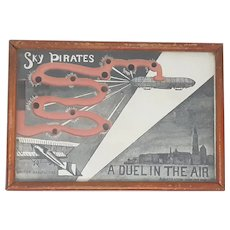 WW1 world war one Sky Pirates Zeppelin dexterity puzzle