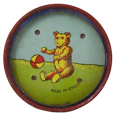 small Teddy Bear Dexterity Puzzle