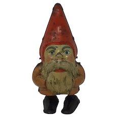 1930's tin toy Gnome Ramp Walker