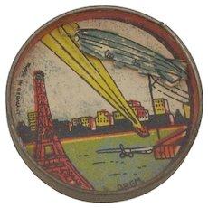 Zeppelin Docking Dexterity Puzzle