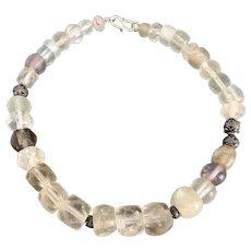 Antique  Dutch Dogan Bead Necklace