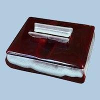 Mid-Century Ceramic Box - Don Jay Ceramics
