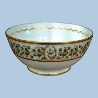 Spode Bowl - circa 1803