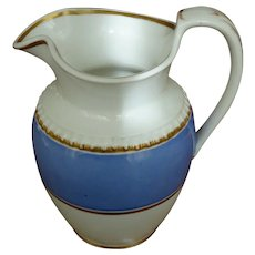 Pre-1833 Spode Bone China Pitcher