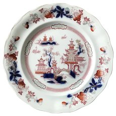 Early 19th C. Staffordshire Plate