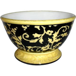 Certified Int. Victorian Footed Bowl