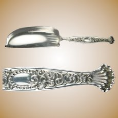 Antique Sterling Silver Hyperion Whiting Crumber