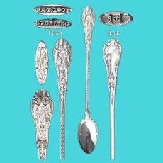 Sterling Paris Gorham Iced Teaspoon