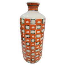 Guido Gambone 1950's Glazed Ceramic Vase