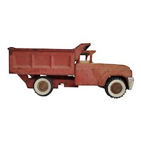 Vintage Structo Hydraulic Truck, ca 1950's