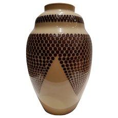 Carlo Moretti Glass Vase