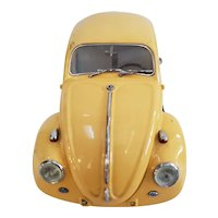 Vintage Toy Replica of 1967 Volkswagen issued by the Franklin Mint