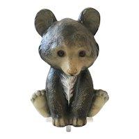 Vintage Baby Bear Bank