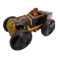 Vintage Original #3 Marx Racer