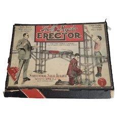 """Antique """"The Mysto Erector Set #1"""