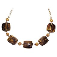 Funky Chunky Vintage Celebrity Necklace So In Style