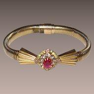 Art Deco Bracelet Ornate