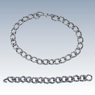 Alphonse La Paglia Necklace and Bracelet Special Price