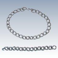 Alphonse La Paglia Necklace and Bracelet Special Price