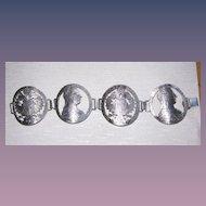 Maria Theresa Thaler Bracelet and Pin