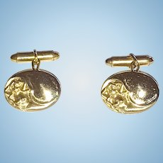 Vintage Mermaid Cufflinks