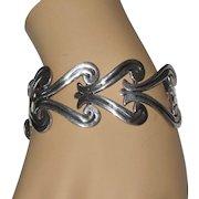 Vintage Mexico Sterling Bracelet