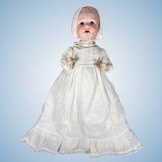 "Antique Armand Marseille George Borgfeldt 10"" Character Doll #327 Lower Teeth"